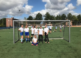 schoolvoetbal team_NL