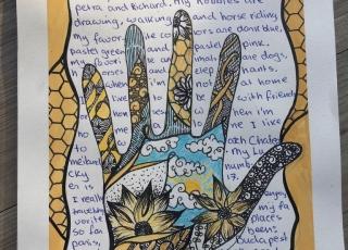Creation hand portrait_NL